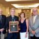 Former City Manager Bobby Green receiving ICMA award